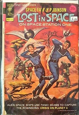 Space Family Robinson, Lost in Space on Space Station One #39 (Apr 1974,...