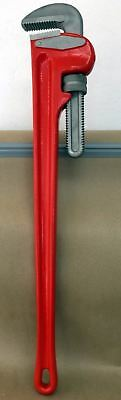 """Refurbished Heavy Duty Proto 36"""" Straight Pipe Wrench 836HD Steel GREAT Cond!"""