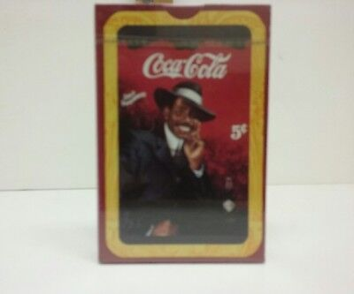 """Rare African  American Coca Cola Playing Cards. Titled"""" Sold Everywhere """""""