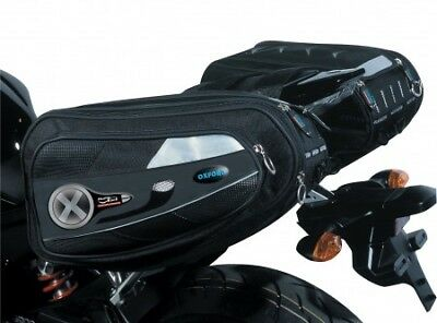 NEW Oxford OL500 Humpback Panniers 45L Liquidation Sale 35%OFF MSRP