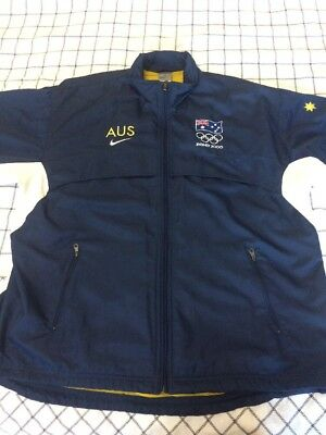 Australian Olympic Jacket Large