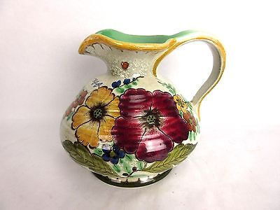 Vintage Areo Royal Gouda Zuid Holland Ewer Pitcher