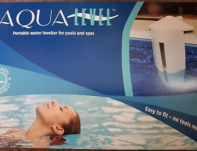 Aqua Level Portable Automatic Water Leveller to Top Up Pools Spas Ponds