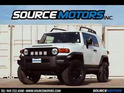 2013 Toyota FJ Cruiser TRD 2013 Toyota FJ Cruiser TRD, 4x4, Automatic, Rear Camera, Serviced, CarFax Cert