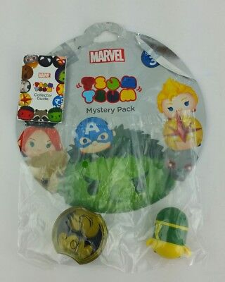 This listing is for a new in bag Marvel Tsum Tsum Series 3 Medium Iron Fist