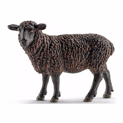 Schleich Farm World Black Sheep 13785 Toy Figure NEW