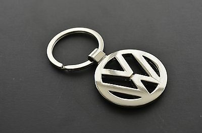 VolksWagen Keyring Car Key Chain Metal Alloy Badge/Logo gift present VolksWagen