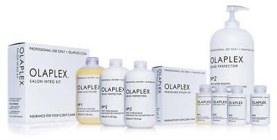 Choose Your OLAPLEX PRODUCTS, BNIB & AUTHENTIC. FAST FREE SHIPPING in CANADA