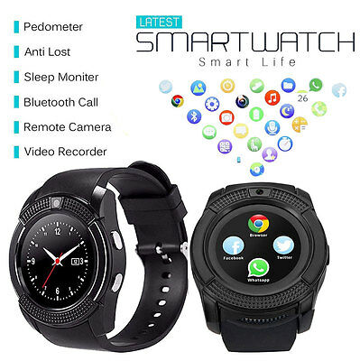Smart Watch Orologio Bluetooth Fitness Tracker Android Android 2017