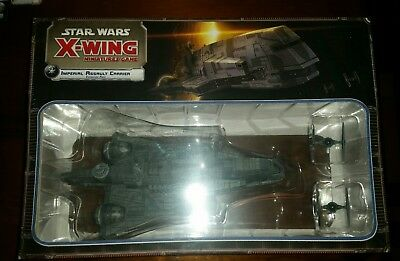 Star Wars: X-Wing Miniatures Game - Imperial Assault Carrier Expansion Pack