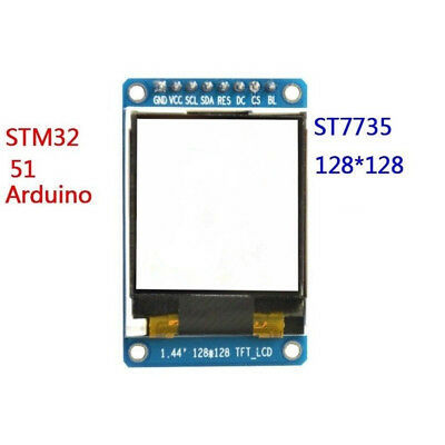 "1.44"" 128x128 65K SPI Color TFT LCD Display Module Replace OLED for Arduino DG"