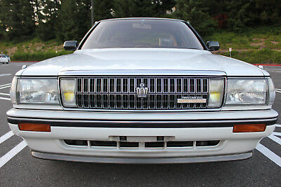 1989 Toyota Crown Supercharger Royal Saloon Toyota Crown Supercharger 1989