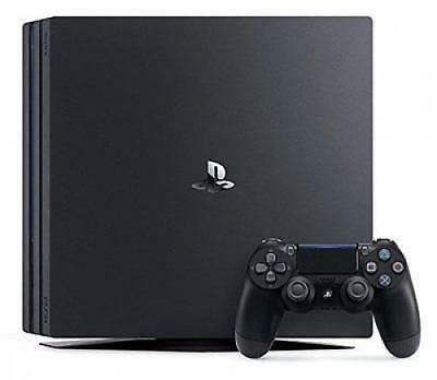 Sony PlayStation 4 Pro - 1TB Console Bundle 1TB PS4 Pro Disc Fast Shipping
