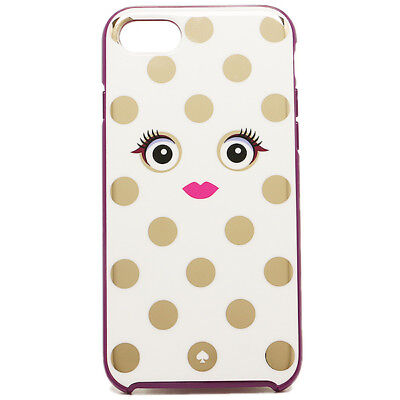 """NEW!!! Kate Spade NY Framed Picture Monster Dot iPhone 7 Case/4.7"""""""