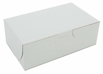 Bakery Container Lot Boxes Cake Tray 250 Food Box Lunch Paper Kraft Paperboard