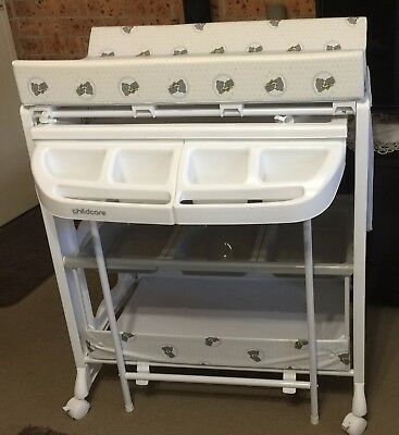Childcare Baby Bath Changer - Baby Steps