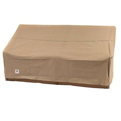 """Patio Loveseat Cover Outdoor Sofa Couch Water Resistant Storage Protection 54"""""""