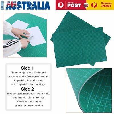 A1 Self Healing Plate Cutting Board Mat Double-Side Scrapbooking DIY Tool R6