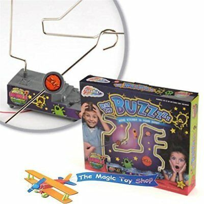 Beat The Buzz Hot Wire Buzzer Steady Hand Childrens Electronic Board Family Game