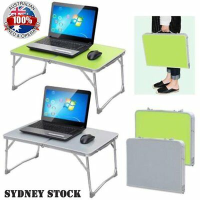 Portable Folding Notebook Computer PC Laptop Table Bed Desk Home Bed Picnice R6