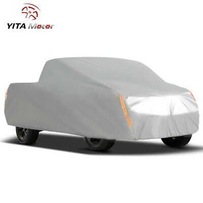2016 2017 2018 2019 TOYOTA TACOMA ACCESS CAB STD BED BREATHABLE TRUCK COVER-GREY