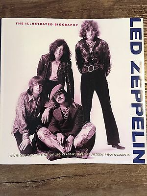 Led Zeppelin : The Illustrated Biography
