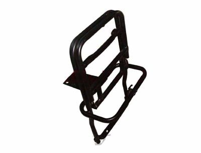 Vespa Px Lml Scooter Star Stella Black Rear Rack Folding Carrier @au