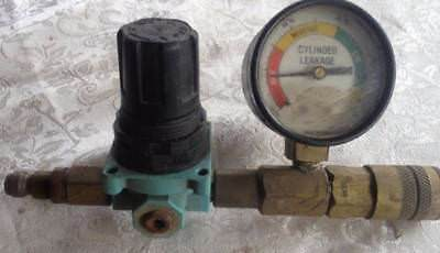 Cylinder Leak Down Tester/ Compression leakage made in USA  what you see is what