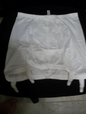 Playtex Girdle / Garter New With 4 Garters Size L Style 2744
