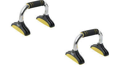EVERLAST Handle Muscle Strength Exercise Push Up Bar Fitness Exercise Gym