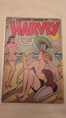 DC comic Everything Happens to Harvey # 7 GGA best cover of limited series Good+