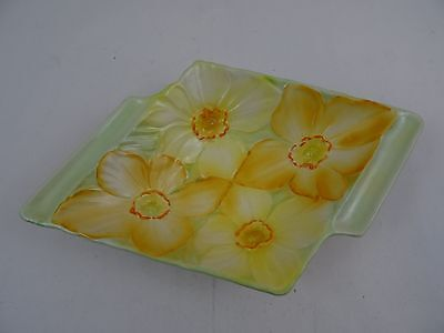 Beswick Ceramic Dish 659 Daffodils Made In England 1930's?