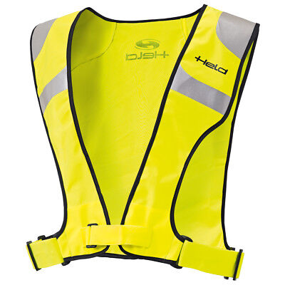 Held Gilet Safety Alta Visibilita' Fluo Yellow Tg.s