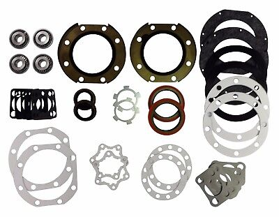 79-85 Toyota Pickup 4x4 4Runner 79-90 LC Knuckle Seal Service Kit Solid Axle