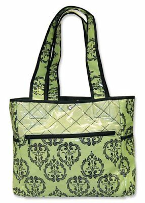 Tote Bag with Changing Pad Vintage Tulip