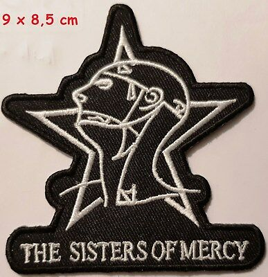THE SISTERS OF MERCY -  patch  FREESHIPPING