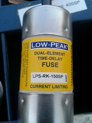 Bussmann LPS-RK-150SP Dual-Element Time-Delay Fuse free shipping
