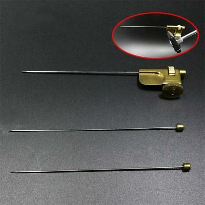1 Set Tube Fly Tool/3needles&attachment For Tube Flies Making/Tube Fly Tackle