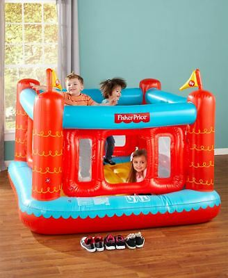 Fisher Price Bounce Play Center Indoor Outdoor Kids Party