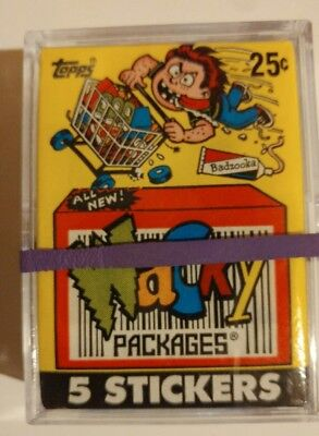 1991 Topps Wacky Packages Trading Card/Sticker lot in NM Cond. 52 of 55 card set