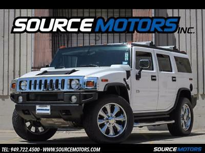 2005 Hummer H2 Luxury SUV 2005 Hummer H2 SUV, Adventure Series, Leather, Sunroof, 3rd Row Seat