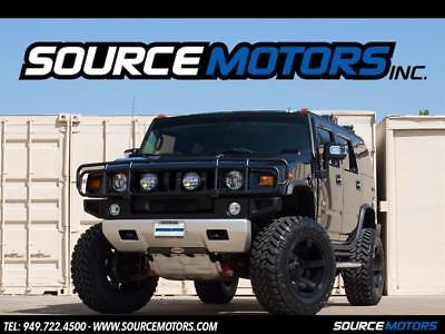 2008 Hummer H2 SUV Luxury 2008 Hummer H2 SUV Luxury, Lifted, Rockstars, Premium Sound System, Navigation