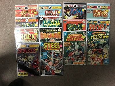 DC Silver Age Assorted Comics Lot of 14 Books