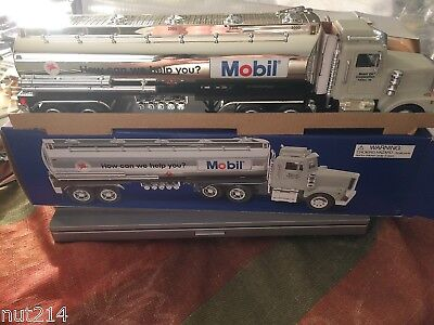 Hess Mobil Toy Tanker Truck 3Rd In A Series Limited Edition