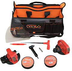 WRD PRO6 System 2-in-1 Advanced Kit 275 Auto Glass Removal Tool Kit