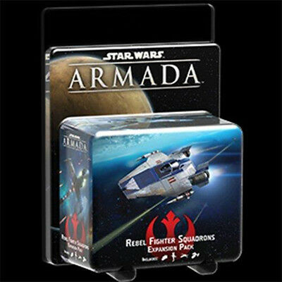 Star Wars - Armada - Rebel Fighter Squadrons Expansion Pack - Wave 1 - English -