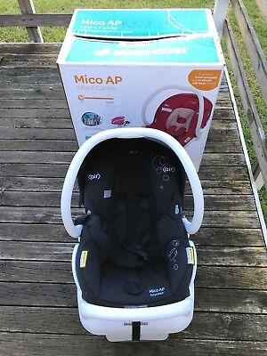 Maxi Cosi Mico AP Infant Carrier Baby Car Seat in Exc Cond!!
