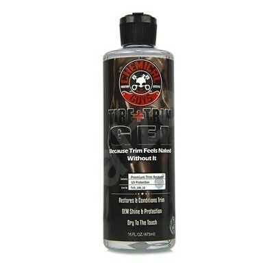 Chemical Guys Tire and Trim Gel for Plastic and Rubber 16 oz
