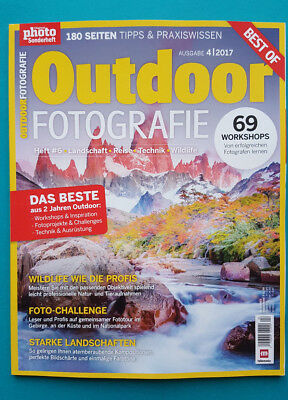 Digital photo Sonderheft OUTDOOR FOTOGRAFIE NR.04/2017 ungelesen 1A abs. TOP
