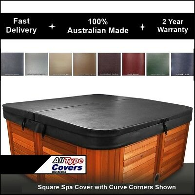 STOCK CLEARANCE Hard Hot tub Spa Cover -Various Sizes-(Dispatched within 3 days)